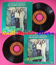 LP 45 7''BEE GEES Love you inside out I'm satisfied 1979 france RSO no cd mc dvd
