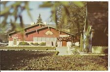 ITALIAN SWISS COLONY Wine Tasting Room Winery Asti CALIFORNIA Postcard CA