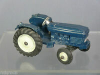 DINKY TOYS MODEL No.308 LEYLAND 384 TRACTOR  ( BLUE VERSION ) RESTORED