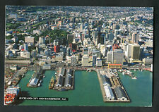 Posted 1994: Auckland City & Waterfront, New Zealand