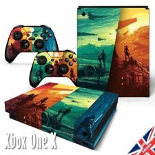 Xbox One X Video Game Decals for Console