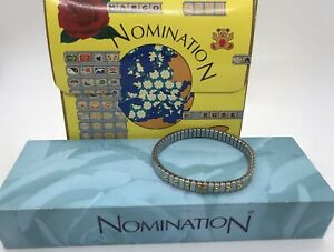 nomination bracelet charms