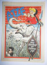 Atze 12/1956 Originale DDR Fumetti! (H8