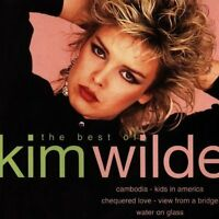 Kim Wilde Best of (20 tracks, 1996, Disky) [CD]