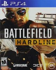 Battlefield: Hardline (Sony PlayStation 4) BRAND NEW SEALED.
