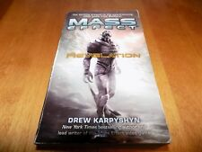 MASS EFFECT REVELATION Drew Karpyshyn BioWare Sci-Fi Game Writer Novel Book