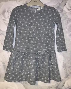 Girls Age 2-3 Years - Long Sleeved Dress