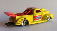 Hot Wheels '40 Ford Pickup Truck - Yellow (1997) 1940s Car