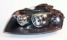 Audi XENON ACL HEADLAMP LEFT (A3, Quattro 2007-2008) OEM AL LUS5062 8P0941029AD
