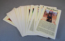 31anciennes fiches races de chien Royal Canin emballées french antique sheets