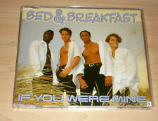 CD Maxi-Single - Bed & Breakfast - If you were mine