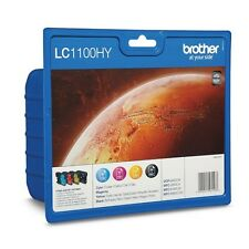 LC1100HYVALBP CARTUCCE ORIGINALI BROTHER MFC-6890CDW