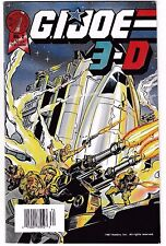 G.I. JOE 3D #2 (FN) 1st Printing Blackthorne Publishing Winter 1987