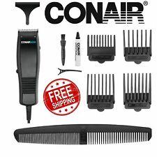Conair HC93W 10 Piece Professional Hair Clippers Trimmer Kit Cutting Machine Men