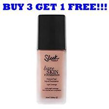 Sleek Bare Skin Foundation 30ml Cannelle 404