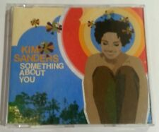 KIM SANDERS - Something About You | CD new | Culture Beat Europop
