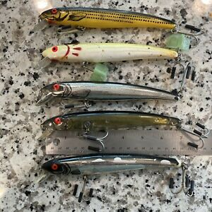 Five Bomber Long A Magnum Saltwater Lure