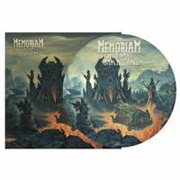 MEMORIAM - REQUIEM FOR MANKIND PICTURE VINYL  VINYL LP NEU