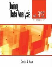 Doing Data Analysis with SPSS: Version 12