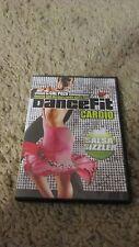 Dance fit Cardio DVD Salsa Sizzler Cal Pozo