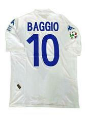 Maglia Baggio Brescia maglietta ultima partita serie A 2004 vintage retro bianca