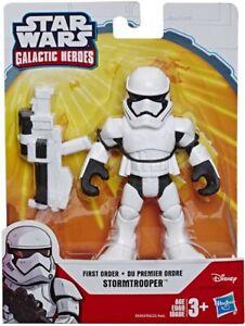 """Hasbro Star Wars Galactic Heroes 5"""" Figures - First Order Stormtrooper"""