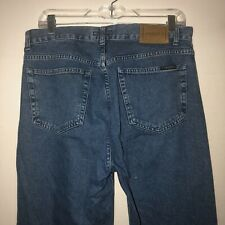 CANALI ITALY Sz 32x30 Sportswear Medium Wash Soft Blue Jeans 100% Cotton