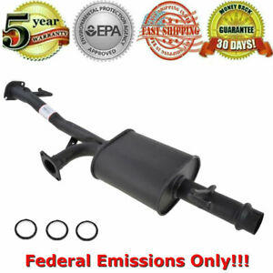 Exhaust Systems For 2001 Toyota Tundra For Sale Ebay
