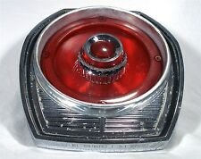 1965 OEM FORD CUSTOM 500 65 AFD AUTOMOBILE AUTO CAR TAIL LIGHT LENS ASSEMBLY