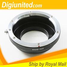 Canon EOS EF mount lens to Samsung NX mount camera adapter NX10 NX11 NX100 NX110