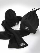 Genuine Mercedes-Benz Winter Set Winter Hat + Scarf Knitted Hat unisex beanie
