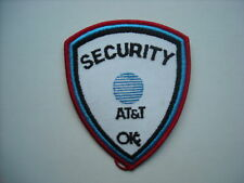 New  AT&T Oklahoma City Security Police Sleeve Patch