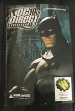 DC Direct 10th Anniversary 2008 Exclusive Batman Action Figure - Wizard World