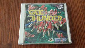 Gate of Thunder (PC Engine PCE CD, JPN) - CIB, US Seller!