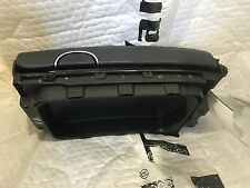 Front Console MERCEDES CLS 06 07 08 09 10 11 LEATHER BLACK OEM