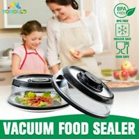 Food Sealer Cover Kitchen Instant Vacuum Refrigerator Dish Covers Kitchen Tools