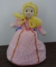 Topsy Turvy Storytelling Plush Cloth Doll Almas