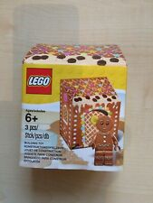 LEGO RETIRED BOXED GINGERBREAD MAN MINIFIGURE 5005156