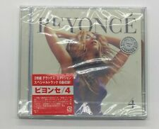 """Beyonce SEALED BRAND NEW 2CD """"Beyonce 4"""" Deluxe Edition 6 Special Tracks"""