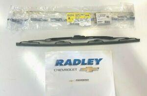 NEW OEM GM CHEVROLET S10 Wiper Washer-Windshield-Blade Left 15757007 B07