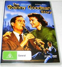 THE BENNY GOODMAN STORY---(Dvd)