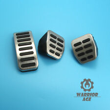 New Set Sport Pedals Pads MT for VW Bora Polo Beetle Golf Jetta MK4 1998-2004