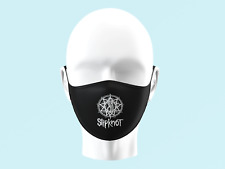 Slip Knot metallica Face Mask Personalised Kids Adults Washable 0236