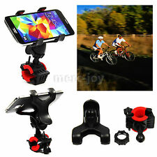 Mount/Bike Holder Motorcycle Bicycle MTB Handlebar For Cell Phone GPS Video View