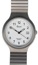 Garde' Ruhla Herren Uhr Armbanduhr Titan 5 atm Zugarmband Elegance 1284-9 109629