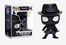 Spider-Man Noir Funko Pop - With Hat - Marvel - Into the Spiderverse - #406