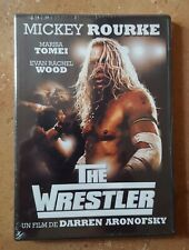 DVD THE WRESTLER - Mickey ROURKE / Marisa TOMEI / Evan Rachel WOOD - NEUF