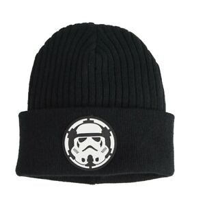 Men's Star Wars Stormtrooper Cuffed Beanie