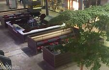 komplette Einrichtung Eiscafe Ausstattung Stühle Tische Bänke Cafe Bar Möbel