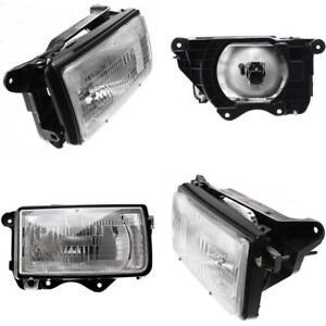 IZ2503101 Headlight for 91-97 Isuzu Rodeo Passenger Side